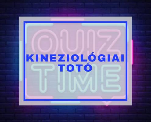 Kineziológiai totó